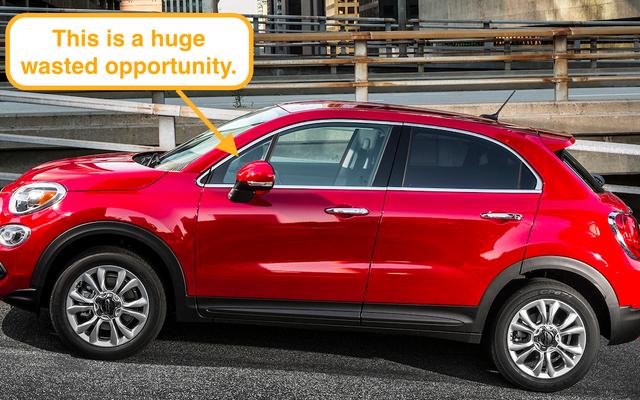Los fabricantes de automóviles están desperdiciando una gran oportunidad con estas inútiles ventanas de puerta fija