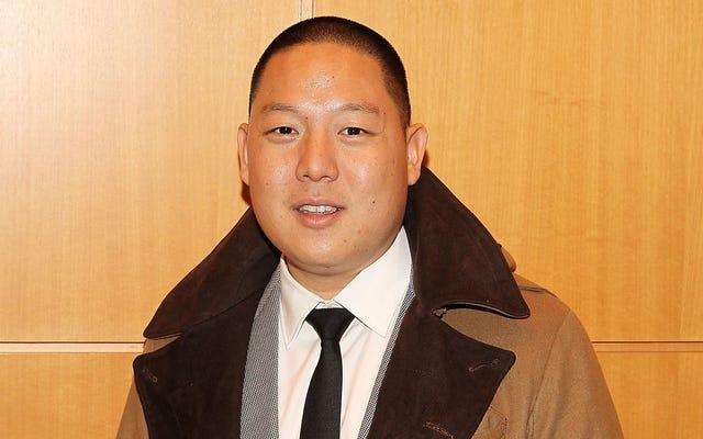 Eddie Huang, kendi cinsel istismar hikayesiyle öne çıkıyor
