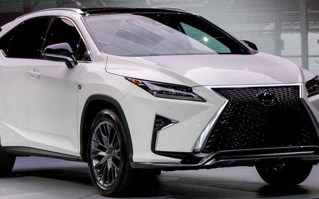 Lexus RX'in New York'taki En Büyük Kaybeden Neden Olduğu İşte