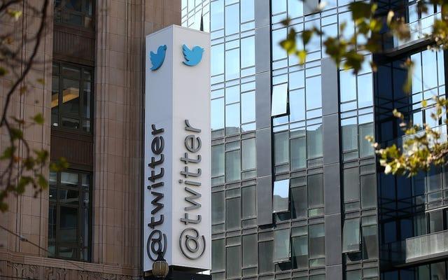 Twitter ha utilizzato i numeri di telefono dei suoi utenti per la pubblicità