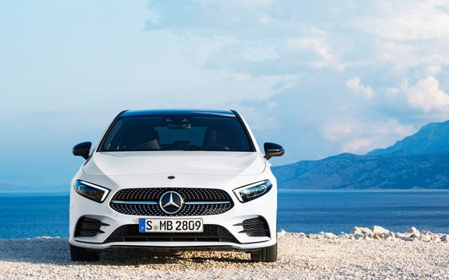 Une Mercedes-AMG A 35 de 300 chevaux serait une petite berline sport parfaite