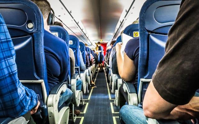 วิธีการเอาตัวรอดจากการนั่งเครื่องบินนานตามที่นักกายภาพบำบัด