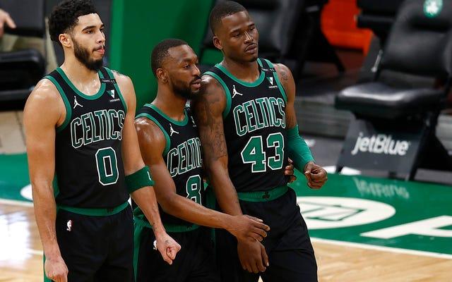 Los Celtics tienen que hacer algo para salvar su temporada, sin excepciones