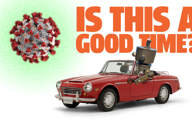 Waymo sospende i test sui veicoli autonomi durante la pandemia, ma forse dovrebbero ripensarci