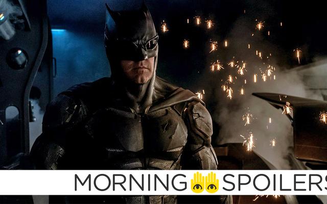 あなたはバットマンについてのより多くのニュースを聞くためにしばらく待っているかもしれません