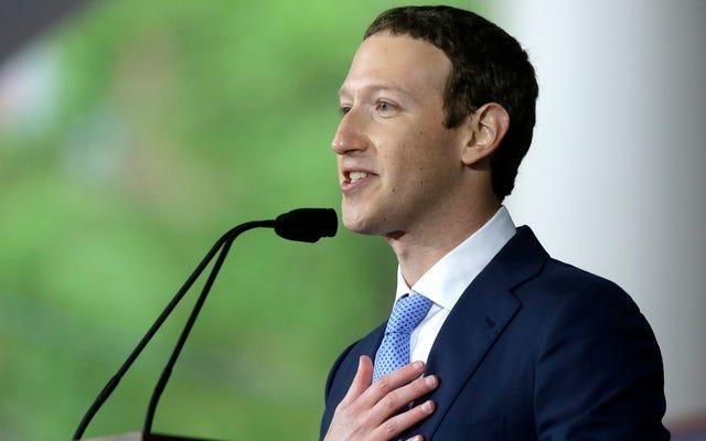 Газетная реклама Цукерберга на всю страницу о скандале с данными в Facebook: «Мы ожидаем, что есть и другие»