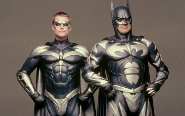 これを読んでください:バットマンとロビンは最初からゲイと間違えられてきました