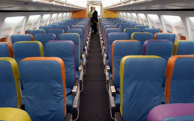 飛行機の有毒ガスがパイロットをノックアウトし、乗客を病気にしている