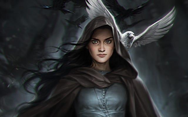 Một con quạ dẫn đường trong cái nhìn đầu tiên này về Câu chuyện tưởng tượng ma quái Vespertine