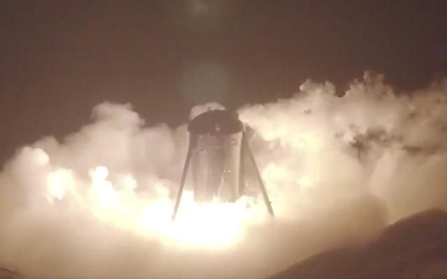 Les habitants ont averti qu'un `` dysfonctionnement '' lors du test à SpaceX pourrait briser Windows