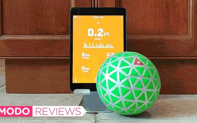 Ultra Rekabetçi Tarafım Bu Sensör Dolu Akıllı Topu Çok Seviyor