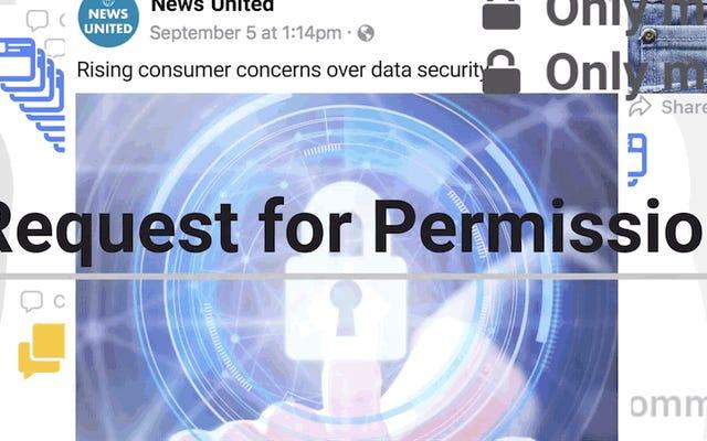 Facebook перестанет отслеживать вашу историю просмотров, но только если вы спросите