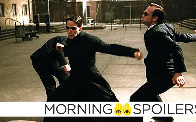 Mises à jour de The Matrix 4, Black Widow, et plus
