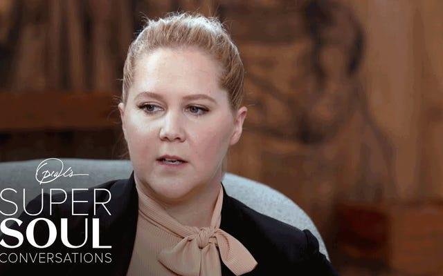 Amy Schumer Terbuka Tentang Pemerkosaan di 'Area Abu-abu' terhadap Oprah