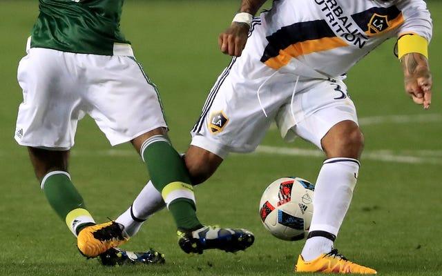 Nigel de Jong llevó consigo sus tackles de terror a la MLS