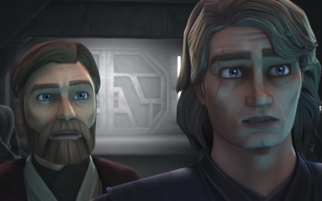 Ascoltare i doppiatori di Clone Wars soprannominati sui prequel mi fa solo desiderare di fare animazioni