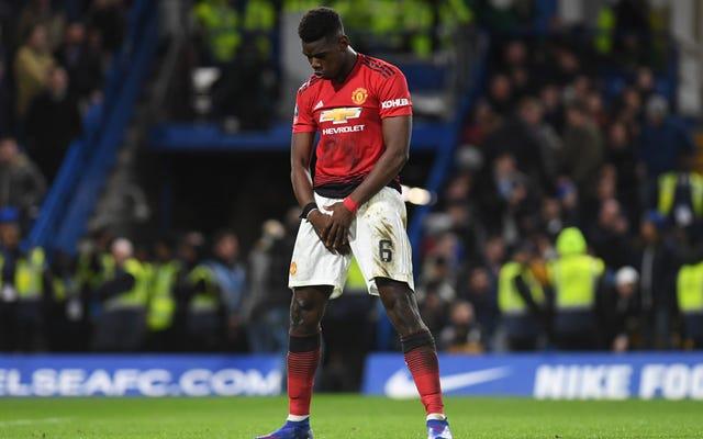 Chelsea profite de l'expérience Paul Pogba