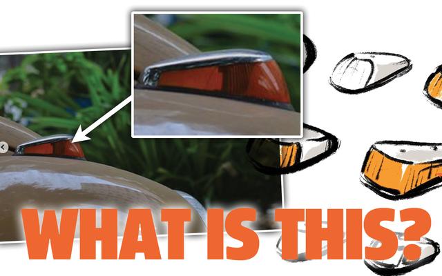 Saya Telah Menemukan Jenis Indikator Belok Kumbang VW Yang Belum Pernah Saya Lihat Sebelumnya Dan Saya Akan Kacau