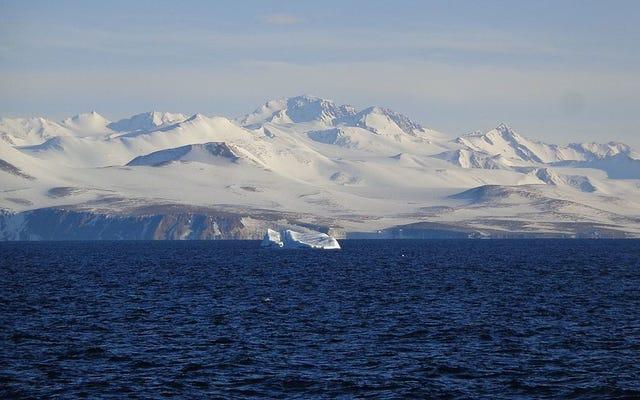 セクシャルハラスメントスキャンダルに続いて名前が変更された著名な地質学者にちなんで名付けられた氷河