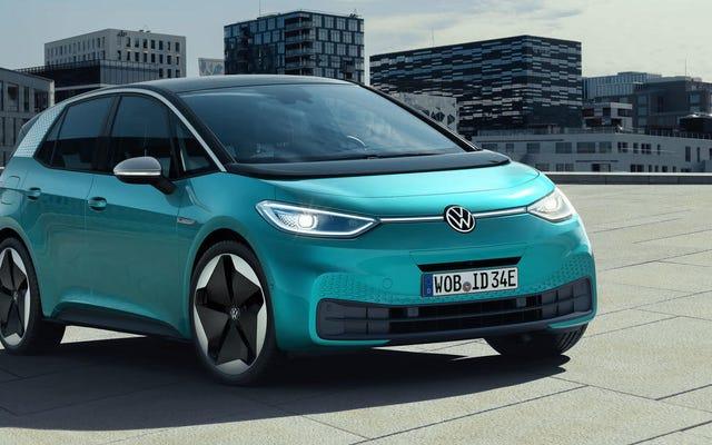 ดีมาก VW มีแผนสำหรับฟักไฟฟ้าร้อนเราอาจจะไม่ได้รับ