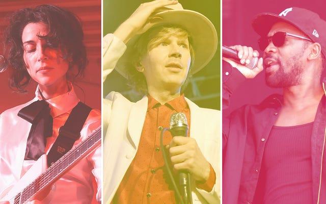 सेंट विंसेंट, बेक (अंत में), वू-तांग और अधिक एल्बम इस अक्टूबर की उम्मीद करते हैं