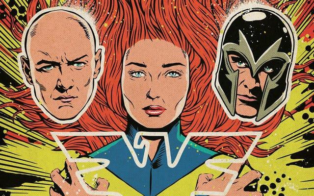 Dark Phoenix Tidak Mengerti Siapa X-Men