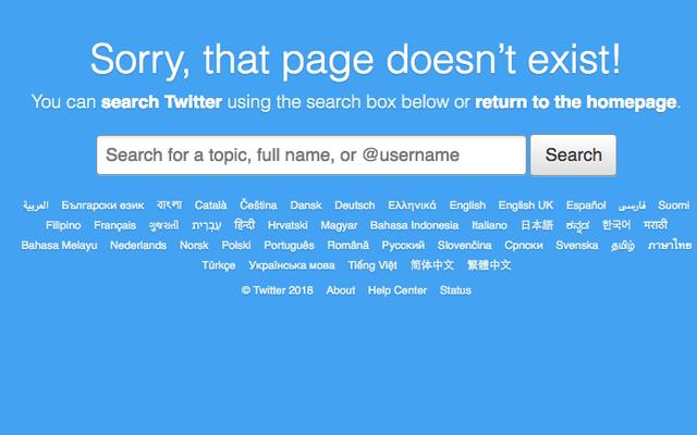 Grupo de história da tecnologia dedicado a preservar informações preso, excluindo tweets de desculpas [atualizado]