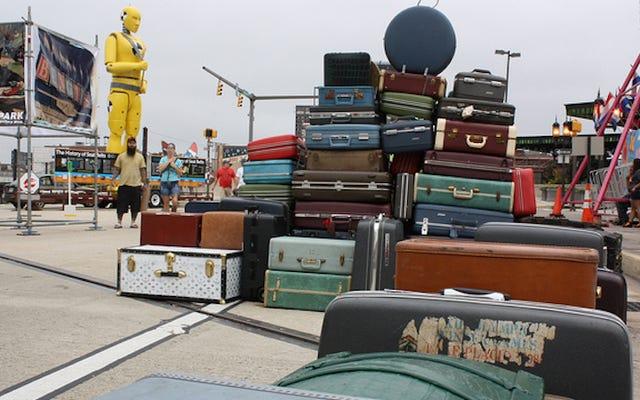 航空会社は、手荷物を紛失した場合、すぐに手荷物料金を払い戻す必要があります