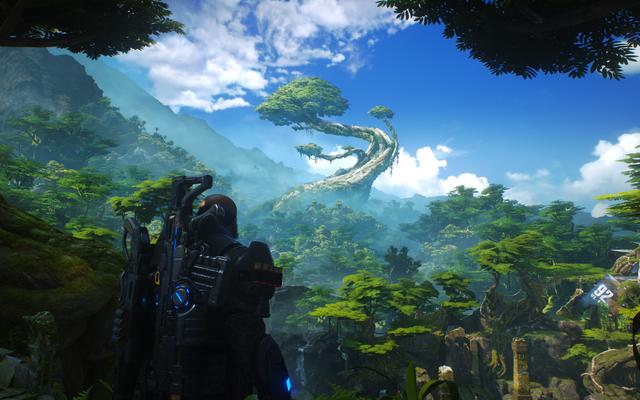 Hivebusters es un gran DLC de Gears y una fantástica exhibición de Xbox Series X