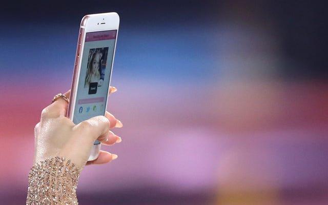 हे, सो, योर आईफ़ोन मे 'ब्रसियर' में आप के सभी फ़ोटो को टैग किया है