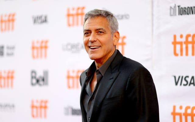 George Clooney ให้เพื่อนที่ดีที่สุดของเขา 1 ล้านเหรียญ แต่ดูเหมือนว่าเขาจะลืมเราไปแล้ว