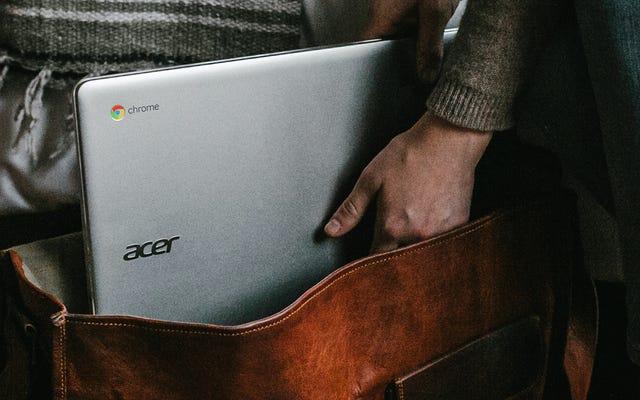 Cách sử dụng điện thoại Android liền mạch với Chromebook của bạn