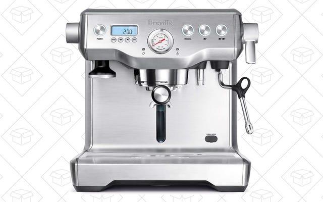 Offrez-vous cette machine à expresso Breville pour 200 $ de moins que d'habitude