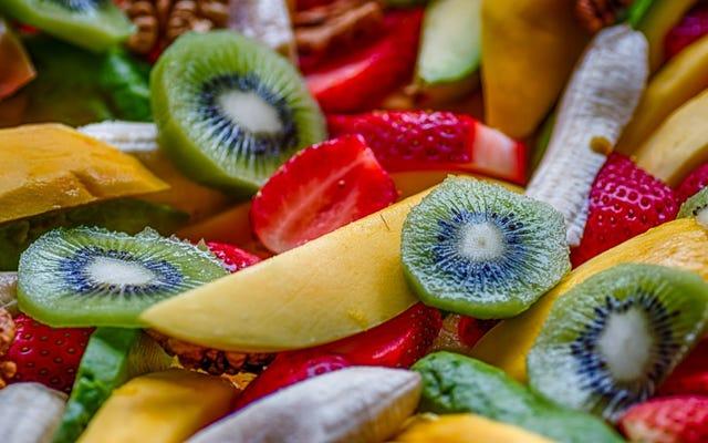 Putuskan untuk Makan Sehat di 2018