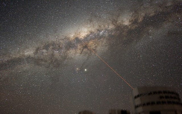 Les scientifiques mesurent la partie la plus éloignée de la Voie lactée à ce jour