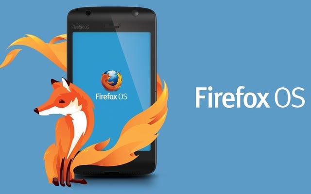 Tạm biệt Firefox OS: Mozilla từ bỏ việc phát triển hệ điều hành của mình trên phương diện thương mại