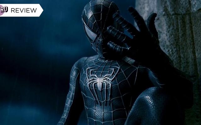 サムライミのスパイダーマン3は最悪の方法で自分自身に取りつかれています