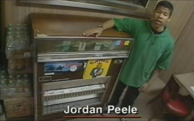 ジョーダンピールの実際のホラー映画デビューは、この禁煙PSAでした