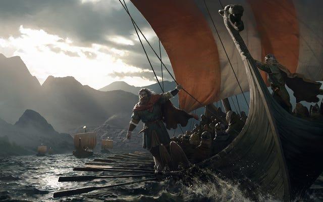 Le premier DLC de Crusader Kings III est sur le thème des Vikings, sortira le 16 mars