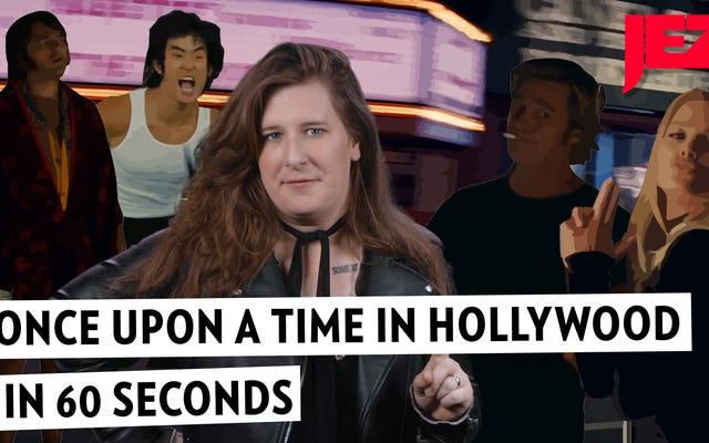 Bir Zamanlar ... Hollywood'un Kendinden Daha Çok Sevdiği Hiçbir Şey Olmadığını Kanıtlıyor!