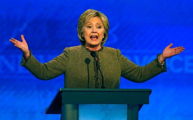 Хиллари Клинтон не думает, что участие США в Ливии стало катастрофой