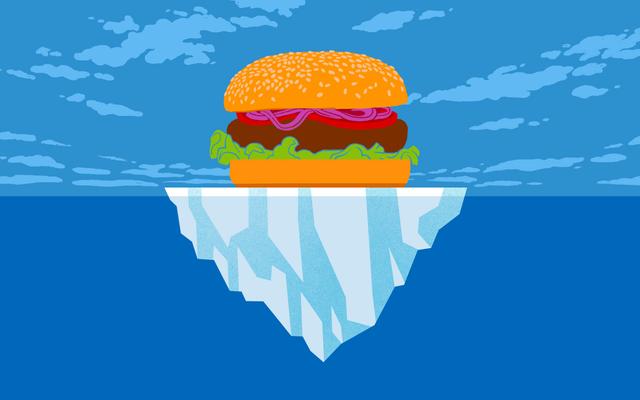 Bir Burger Yiyebilir ve Hala Gezegen İçin Savaşabilirsiniz