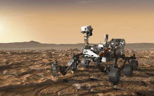 Действительно ли обретение жизни на Марсе что-нибудь изменит?