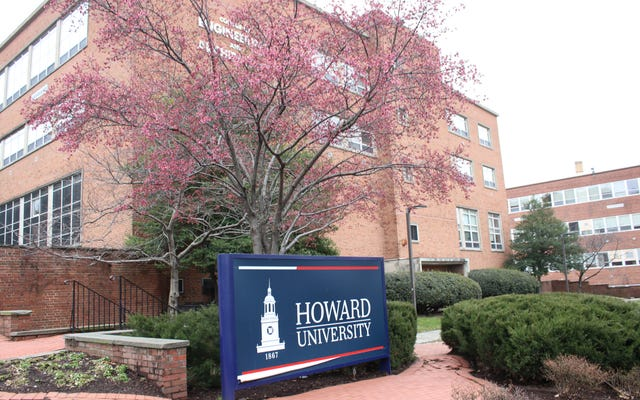 ฉันเป็นรุ่นพี่ที่มหาวิทยาลัย Howard ที่ออกจากวิทยาเขตเพราะไวรัสโคโรนา นี่คือสิ่งที่ดูเหมือน