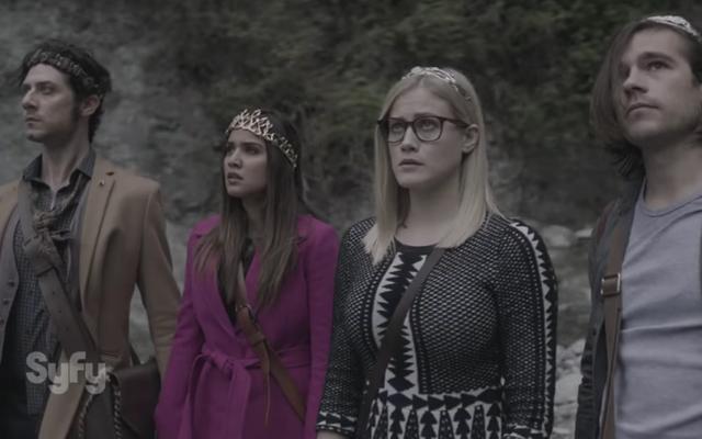 Les magiciens se lancent dans le jeu de Narnia dans la saison 2
