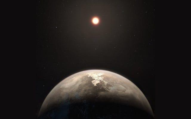 科学者たちは、これまでで最高の生命の見通しを持っているかもしれない近くの惑星を発見します