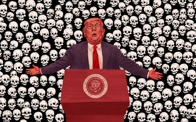 Schiavitù e altre 4 cose che ci aspettiamo accadano se Trump vincesse un secondo mandato