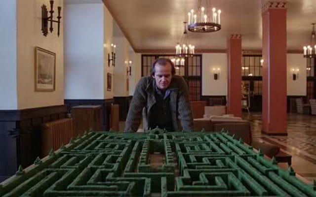 シャイニングのホテルは、怖い新しいヘッジ迷路をデザインしてほしい