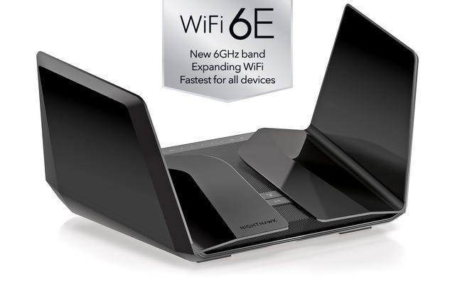 最初のWi-Fi6Eルーターは、Wi-Fi6ルーターをすでに購入していることに本当に腹を立てるでしょう。
