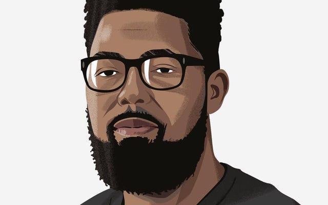 यह कार्टून मुझे असली दाढ़ी ईर्ष्या दे रहा है और मैं इसे डेट पर लेना चाहता हूं